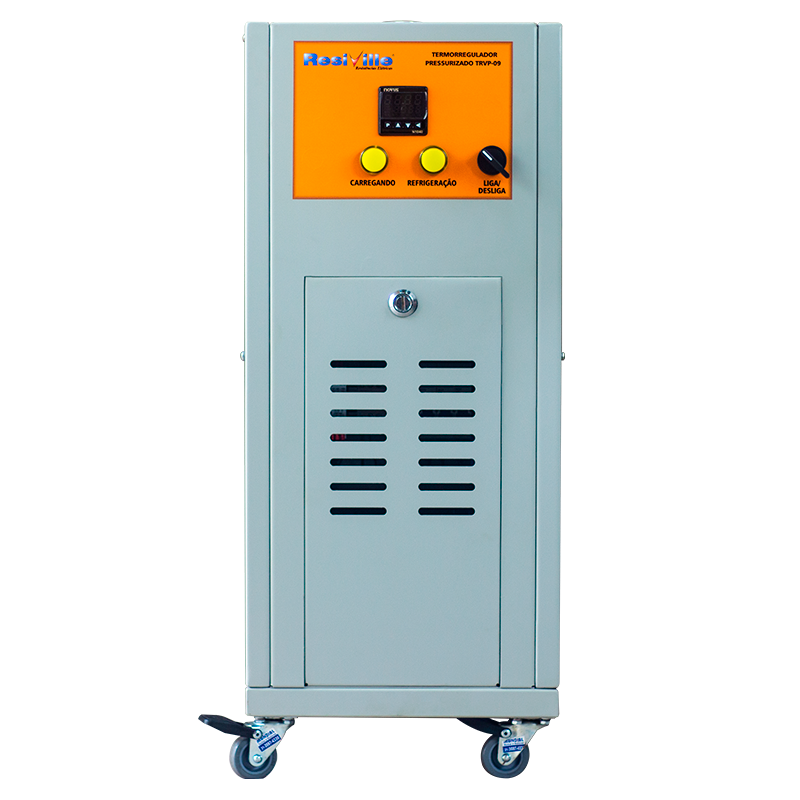 Controle de Temperatura de Moldes para Injeção